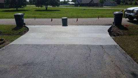 Driveway Concrete Repair by Gorilla Brothers (4)