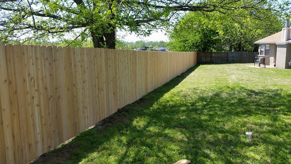 Privacy Fence 2
