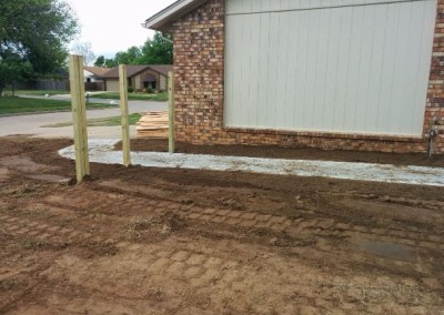 concrete pad and privacy fence by gorilla brothers (20)