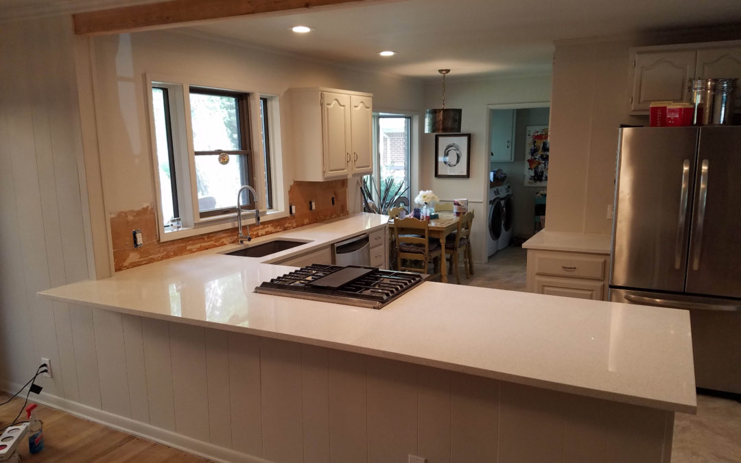 Kitchen and Laundry Renovation | Yale