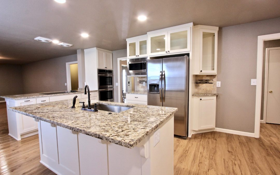 Kitchen and Floors Refresh (Talala, OK)