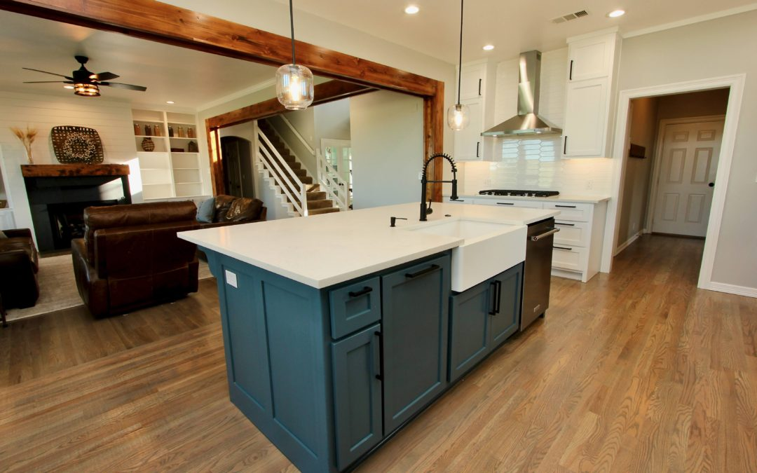 Owasso Urban Farmhouse